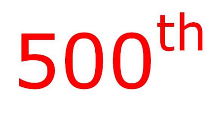 P0000-00Posting Number 500 - 02